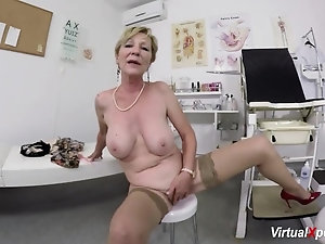 milf young sex video